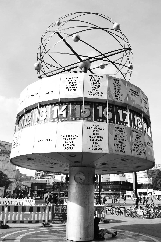BERLIN The World Clock
