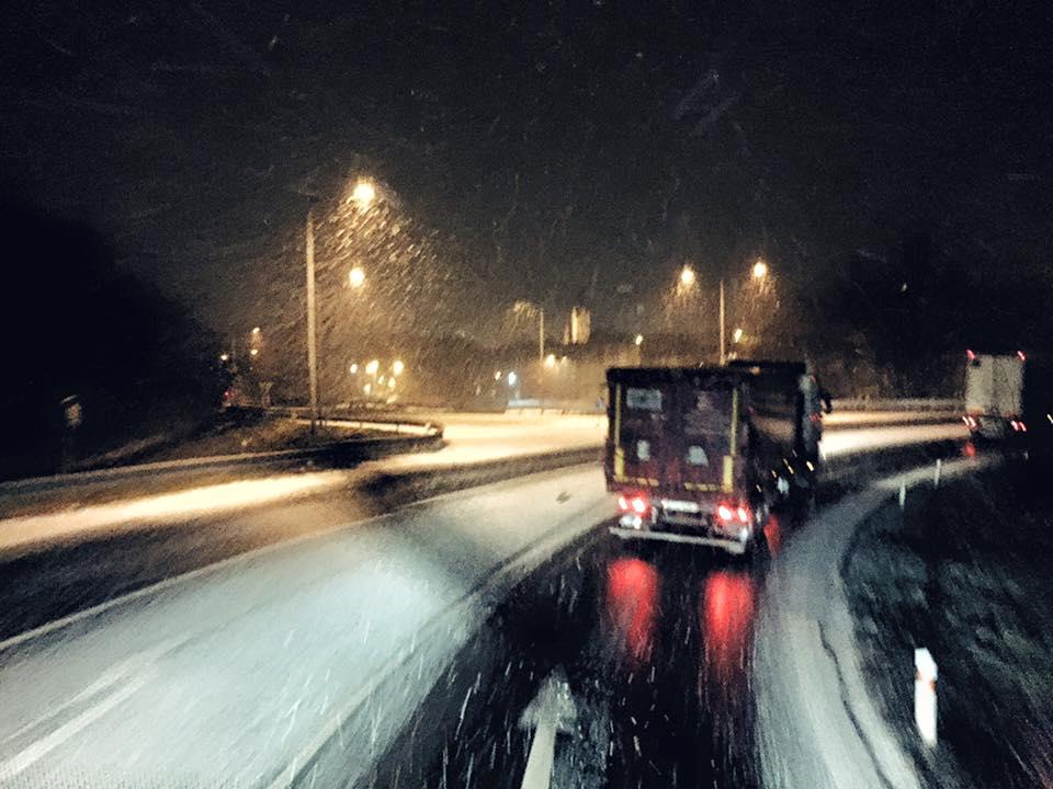 snow prague czech republic travel
