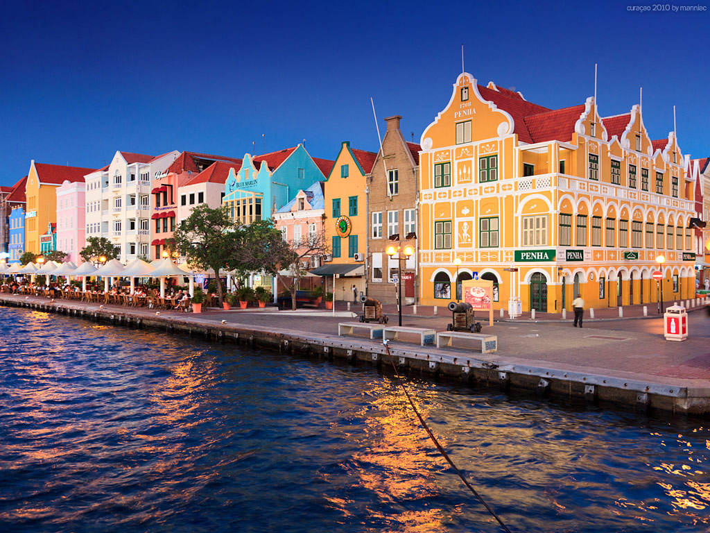 City of Willemstad, Curaçao