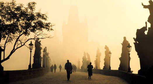 Charles Bridge, one of the most popular sights in Prague
