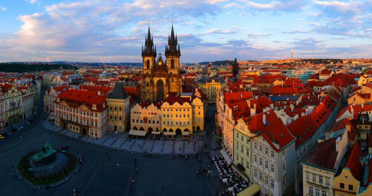 The best places to see in Prague, Czech Republic